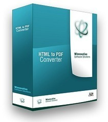 Convert from HTML To PDF online. Web page to pdf. URL to PDF Converter. | 21st Century Tools for Teaching-People and Learners | Scoop.it