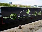 Vert chez Vous a mis en place un service de livraison éco-responsable à Paris | humanité | Scoop.it