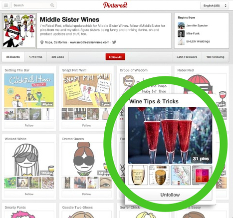 3 Unique Ways to Use Pinterest for Business | Cloud Central | Scoop.it