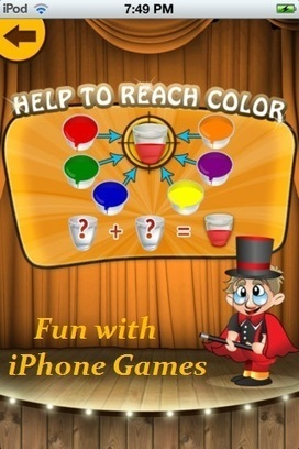 Entertainment in Style: Fun with iPhone Games   Mobile Gaming Solutions   Scoop.it