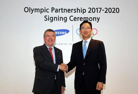 Samsung and the Olympics Extend Their Partnership Through 2020   Samsung mobile   Scoop.it