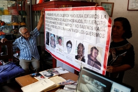 Human Rights Watch Alleges Mexican Security Forces Involved in Disappearances | PRI's The World | Human Rights Issues: The Latest News | Scoop.it