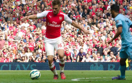 Arsenal Skills Of The Year | The Football Vault | Scoop.it