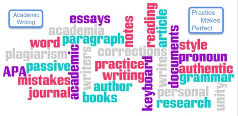 Academic Writing Course | Language,literacy and numeracy in all Training and assessment | Scoop.it