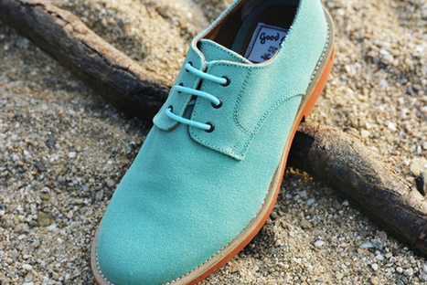 Your greenest foot forward: Sustainable and ethical shoes for men | Ethical fashion for men | Scoop.it