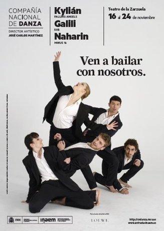 BALLET: Compañía Nacional de Danza. Teatro de La Zarzuela. 16 al 24 de noviembre. | Terpsicore. Danza. | Scoop.it