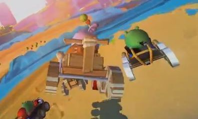 Angry Birds Go-Kart Racing Game Coming This Year   corporate days   Scoop.it