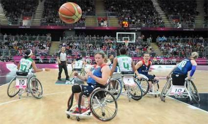Paris : des initiations au basket fauteuil tout l'été - Handicap.fr | I Wheel Share | Scoop.it