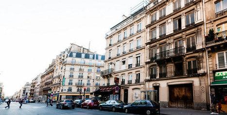 L'étrange immeuble du 145 rue la Fayette   16s3d: Bestioles, opinions & pétitions   Scoop.it