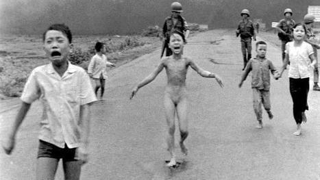 La foto de la «niña del napalm» cumple 40 años | Derecho&Política Internacional&Globalización | Scoop.it