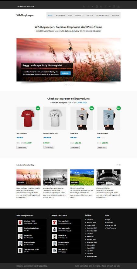 WP Shopkeeper WordPress eCommerce Theme   WP-Shopkeeper WordPress Theme nulled   Scoop.it