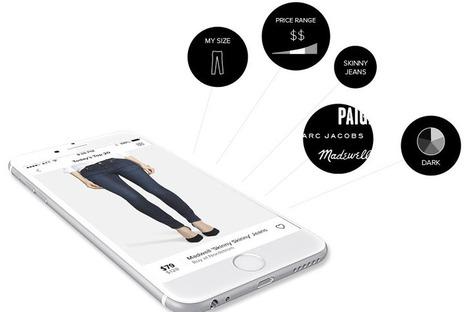 Meet Mona, the World's Smartest Personal Shopper App | Reseaux d'enseigne | Scoop.it