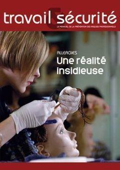 Allergies professionnelles : une réalité insidieuse | Toxique, soyons vigilant ! | Scoop.it