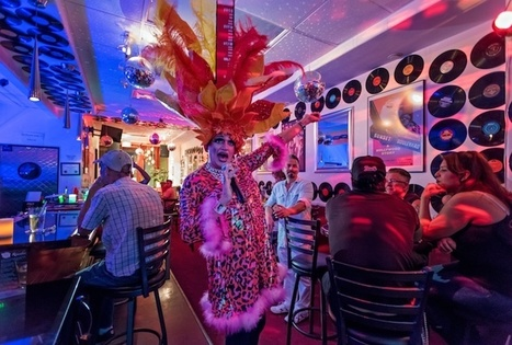 RetroRoom Lounge opens in Palm Springs | LGBT Destinations | Scoop.it