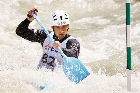 « Un bon coup dans les dents »   Le canoë-kayak SLALOM avec PadL   Scoop.it