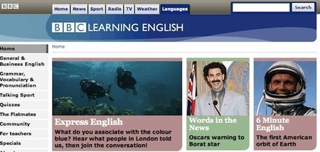 Top 10 Websites to Learn English Online for Free | All About ESL | Scoop.it