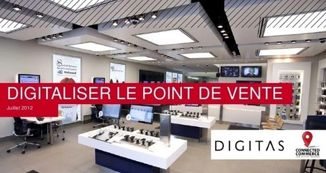 "Le point de vente : nouveau canal d'un écosystème digital connecté » | | ""CULTURE PERFORMANCE""  © 