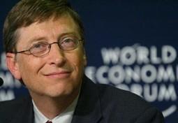 Bill Gates : Les 10 choses que l'école n'apprend pas | Développement personnel | Scoop.it