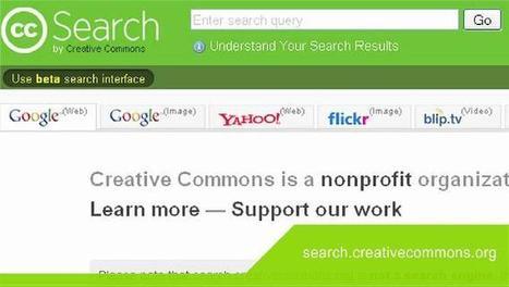 Cómo localizar obras protegidas con Creative Commons en Internet | Tendencias Redes Sociales | Scoop.it