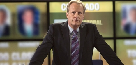 "Les journalistes à l'écran: ""The Newsroom"" 