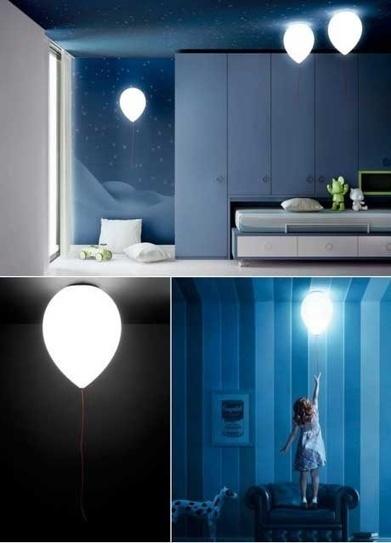 Balloon lamp | El Mundo del Diseño Gráfico | Scoop.it