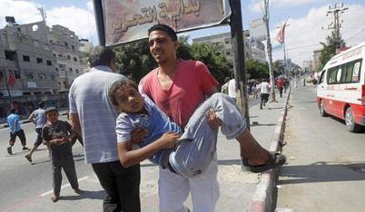 À Rafah, les chambres froides alimentaires servent de morgues | Liberty Press Informations | Scoop.it