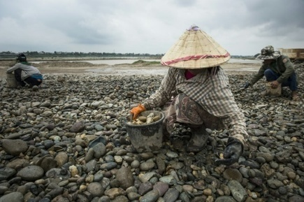 Grain drain, Laos' sand mining damaging the Mekong | Sustain Our Earth | Scoop.it