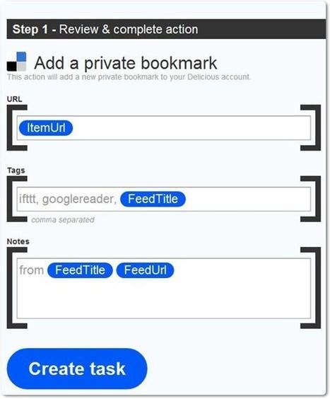 Commment envoyer une information étoilée sur googlereader | Outils et  innovations pour mieux trouver, gérer et diffuser l'information | Scoop.it