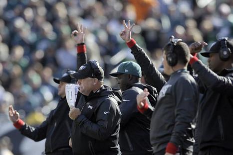 The Philadelphia Eagles' Secret Coaches: Professors - Wall Street Journal   Sports Medicine   Scoop.it