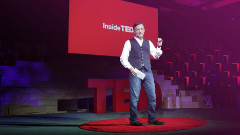 Let The Head Of TED Show You How To End Your Speech With Power | Growing To Be A Better Communicator | Scoop.it
