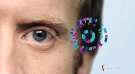 Faut-il partager son ADN sur Facebook ?   Autour de Mathias: Social Media, Storytelling & Audiovisual   Scoop.it