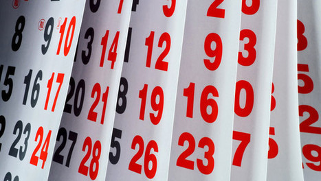 Why Productive People Have Empty Schedules | Creative and meaningful learning... | Scoop.it
