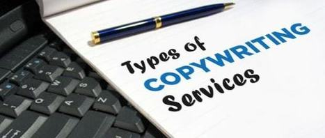 Types of Copywriting Services | About Dissertation | Scoop.it