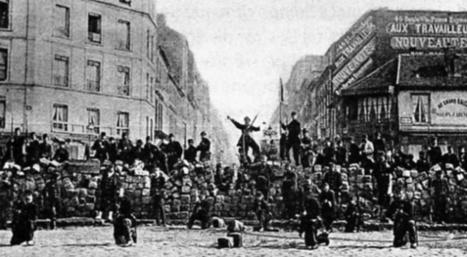 Gustave Courbet sur la Commune, le 30 avril 1871: «Paris est un vrai paradis! Point de police, point de sottise» | Slate | Théo, Zoé, Léo et les autres... | Scoop.it