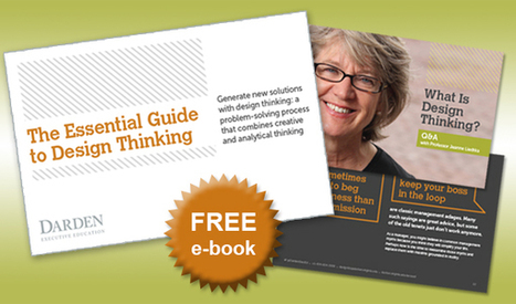 Download Design Thinking Ebook | Designing design thinking driven operations | Scoop.it