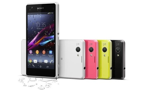 Sony Xperia Z1 Compact review - Telegraph | Mobile IT | Scoop.it