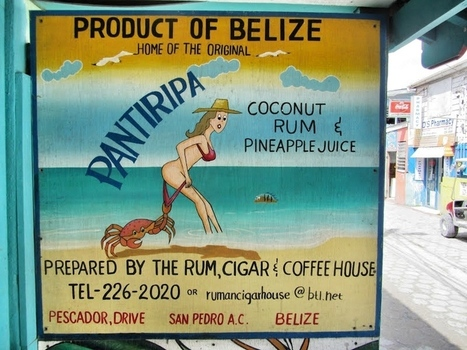 Panty Ripper Drink Recipe | Casa Sofia Inn - Belize | Scoop.it