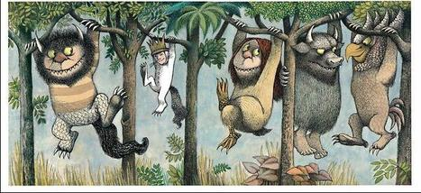 A 'Wild Rumpus' With Maurice Sendak | Oh, you pretty things! | Scoop.it