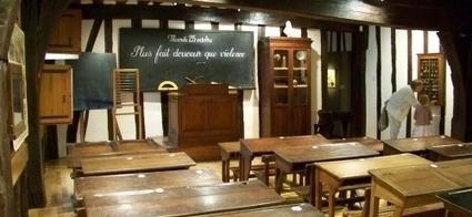 Rentrée scolaire : à Rouen, le Musée national de l'éducation est toujours un succès - Tendance Ouest Rouen | Dans la CASE & Alentours | Scoop.it