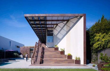 Venice Yin Yang Solar-Powered House is 2013 AIA COTE Top Ten Green Project Winner | Green Technologies | Scoop.it