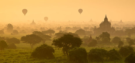 Indonesia (?): Flying balloons at dawn | Wicked! | Scoop.it