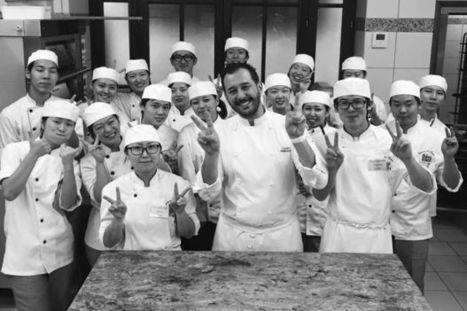 Tsuji, l'école de gastronomie française qui forme les chefs japonais - Eating.be / Le blog | Gastronomie Française 2.0 | Scoop.it