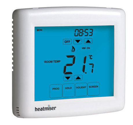 Heatmiser : Des thermostats WiFi compatibles iPhone et Android | Soho et e-House : Vie numérique familiale | Scoop.it