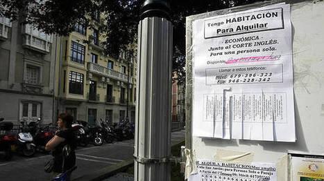 Crece un 50% en un año la demanda de habitaciones de alquiler en Pamplona   Ordenación del Territorio   Scoop.it