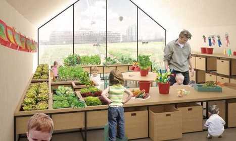 Agricultura en preescolar o como enseñar a los niños a cultivar sus propios alimentos / EcoInventos.com   Agricultura   Scoop.it