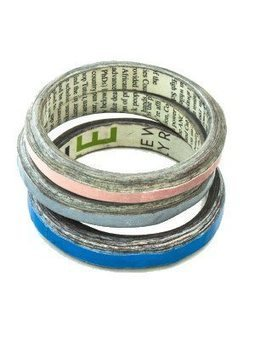 Recycled Magazine Bracelets | Recycled Crafts | Scoop.it
