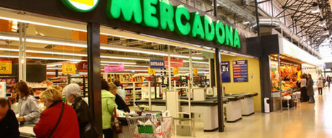 Mercadona deja de competir con los supermercados | Negocios TOP y DOWN | Scoop.it