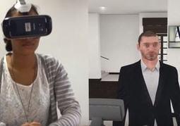 L'immersive learning : former ses salariés grâce à la réalité virtuelle | La révolution numérique - Digital Revolution | Scoop.it