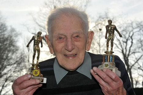 Britain's top senior swimmer to take on record books - aged 99 | Swim News Round Up | Scoop.it
