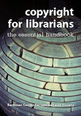 Open Access : Copyright for Librarians: The Essential Handbook (free pdf) | Medical Librarians Of the World (MeLOW) | Scoop.it